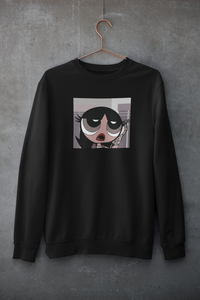 Buttercup : Powerpuff Girls - Winter Sweatshirts