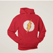 "Load image into Gallery viewer, "" FLASH "" - WINTER HOODIES."