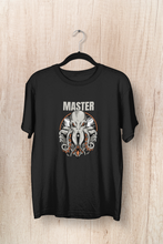 "Load image into Gallery viewer, "" MASTER OCTO"" HALF-SLEEVE T-SHIRT - ANTHERR"