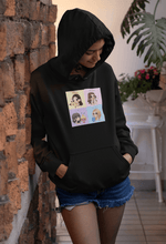 "Load image into Gallery viewer, "" Blackpink Squad"" - WINTER HOODIES"