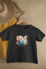 "Load image into Gallery viewer, "" ELEPHANTASTIC "" KIDS HALF-SLEEVE T-SHIRT - ANTHERR"