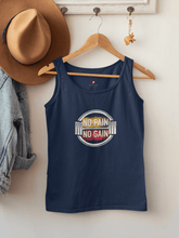 Load image into Gallery viewer, NO PAIN, NO GAIN: SLEEVELESS T-SHIRTS - ANTHERR