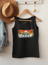 "Load image into Gallery viewer, "" SAFAR"" - SLEEVELESS T-SHIRTS - ANTHERR"