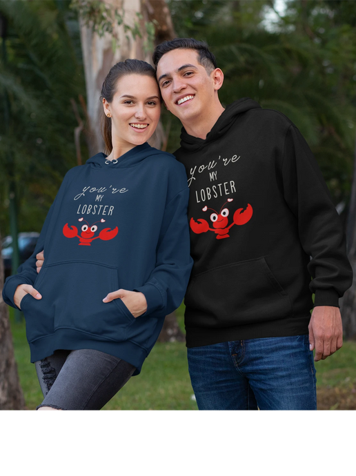 You Are My Lobster: Friends- WINTER HOODIES