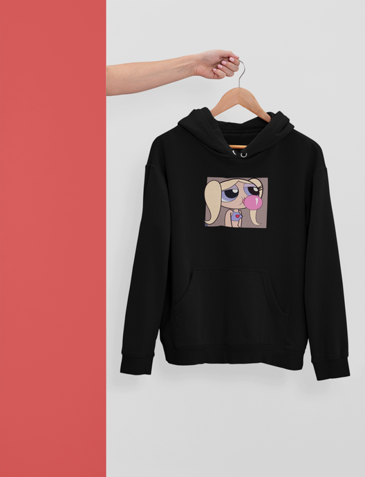 Bubbles : Powerpuff Girls- WINTER HOODIES