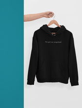 "Load image into Gallery viewer, "" YO GOT ME JUNGSHOOK "" - WINTER HOODIES."
