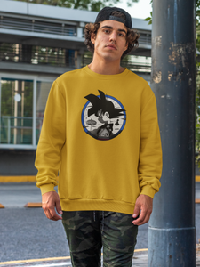 Gokhu : Dragon Ball Z- Winter Sweatshirts