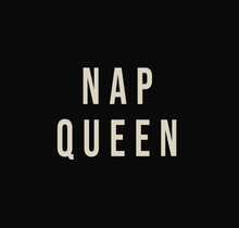Load image into Gallery viewer, NAP QUEEN HALF-SLEEVE CROP TOP (BLACK) - antherr