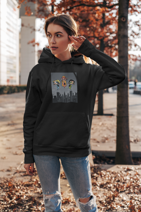 The Saviors - POWERPUFF GIRLS - WINTER HOODIES