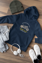 "Load image into Gallery viewer, "" STREET RACE ""- MOTO EXPOLRERCLUB - WINTER HOODIES - ANTHERR"