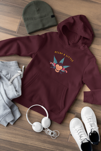 """RELAX A LITTLE"" - WINTER HOODIES"