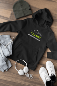""" LEH CHAL "" - WINTER HOODIES FOR WOMEN - ANTHERR"