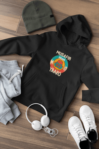 """ MUSAFIR HOON YAARO "" - WINTER HOODIES - ANTHERR"