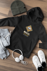 """ MANZIL"" - WINTER HOODIES FOR WOMEN - ANTHERR"
