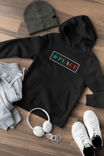 "Load image into Gallery viewer, ""PEACE"" - WINTER UNISEX HOODIES"