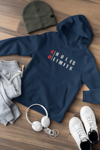 """ NO RULES, NO LIMIT "" - WINTER HOODIES - ANTHERR"