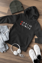 "Load image into Gallery viewer, "" NO RULES, NO LIMIT "" - WINTER HOODIES - ANTHERR"