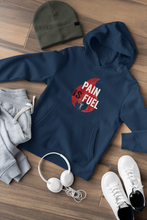 "Load image into Gallery viewer, ""PAIN IS FUEL"" - WINTER HOODIES - ANTHERR"