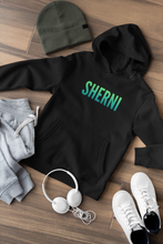 "Load image into Gallery viewer, ""SHERNI"" - WINTER UNISEX HOODIES (WHITE)"