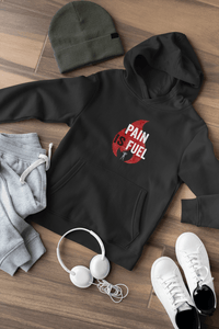 """PAIN IS FUEL"" - WINTER HOODIES - ANTHERR"