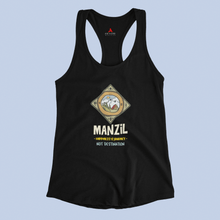 "Load image into Gallery viewer, ""MANZIL"" - Tank Tops - ANTHERR"