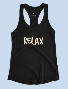 RELAX : Tank Tops - ANTHERR
