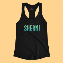 "Load image into Gallery viewer, ""SHERNI"" - Tank Top's - ANTHERR"