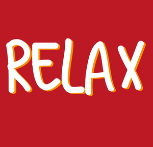 """ RELAX "" - HALF SLEEVE CROP TOPS"