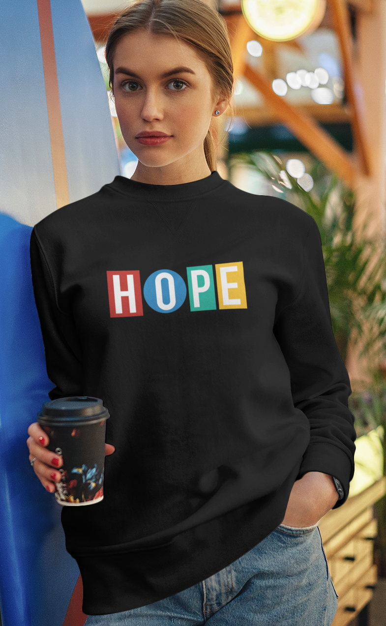 HOPE : BTS J HOPE - Winter Sweatshirts