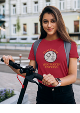 Load image into Gallery viewer, HOGWARTS EXPRESS : HARRY POTTER - HALF-SLEEVE T-SHIRTS