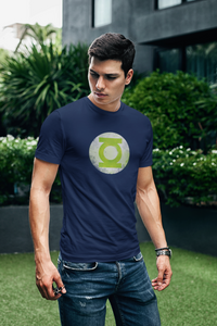 """ GREEN LANTERN "" HALF-SLEEVE T-SHIRTS - ANTHERR"