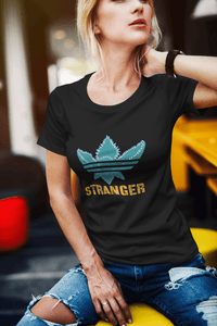 """ DEMOGORGAN "" -STRANGER THINGS HALF-SLEEVE T-SHIRT'S - ANTHERR"