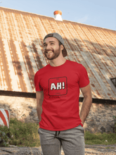 "Load image into Gallery viewer, ""AH"" - HALF-SLEEVE T-SHIRT'S - ANTHERR"