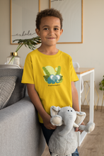 "Load image into Gallery viewer, ""ELEPHANTASTIC"" KIDS HALF-SLEEVE T-SHIRT - ANTHERR"