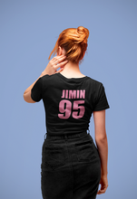 Load image into Gallery viewer, Map Of The Soul Persona - JIMIN : BTS - HALF-SLEEVE T-SHIRTS