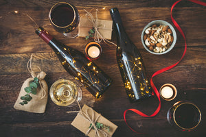 Light It Up: Repurposing Wine Bottles