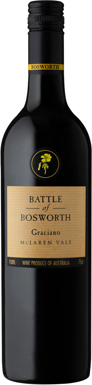 Battle of Bosworth Organic Graciano 2016