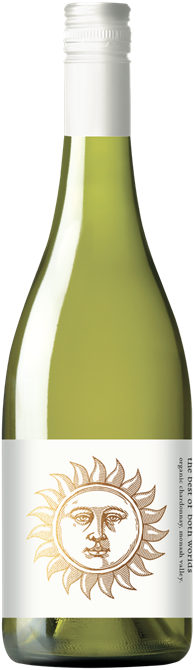 Best of Both Worlds Organic Chardonnay 2017