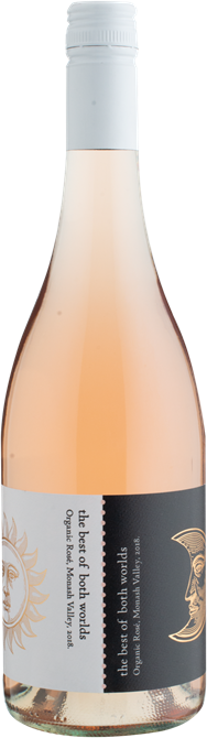 Best of Both Worlds Organic Rosé 2018