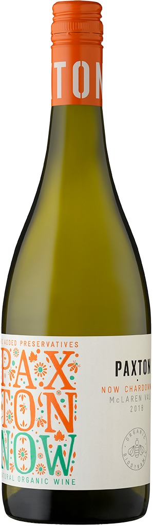 NOW by Paxton Preservative Free Chardonnay 2018