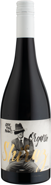 Off the Books Organic Shiraz 2018
