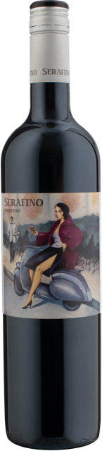 Serafino Bellissimo Vegan Friendly Primitivo 2016