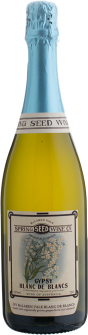 Spring Seed Wine Co. Gypsy Blanc De Blancs NV