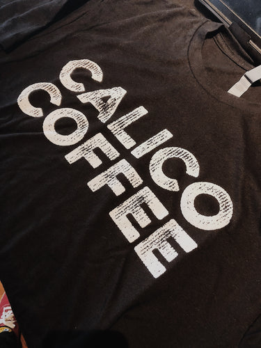 Calico Coffee Tee