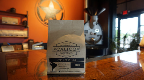 Colombia - Decaf NEW 12 oz Bag