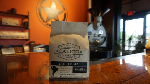 Colombia - Pacamara NEW 12 oz Bag