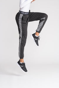 Tech Loose Leggings - Black - Bottoms - Dignitii Activewear - Third Culture Boutique
