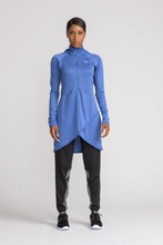 Load image into Gallery viewer, Performance Tech Top - Indigo - sportswear tops - Dignitii Activewear - Third Culture Boutique