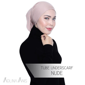 Tube Underscarf - Nude - underscarves - Adlina Anis - Third Culture Boutique