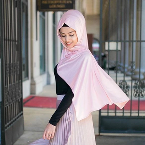 BLUSH Premium Jersey - Basic Jersey - Niswa Fashion - Third Culture Boutique